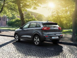 Der neue Kia e-Niro - der elektro SUV