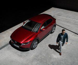 Der neue Mazda CX-30 bei Schallgruber.