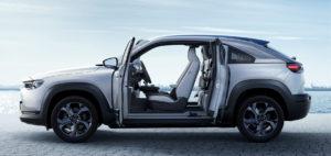 Elektro-SUV: Der brandneue Mazda MX-30