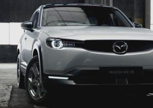 Brandneu! der Mazda MX-30: Ab 25.09. bei Schallgruber!