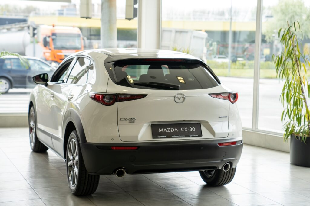 "Mazda CX-30 ""100 Years"""