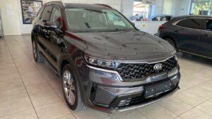 TOP Aktion: KIA Sorento 2.2 CRDI PLATIN SUV